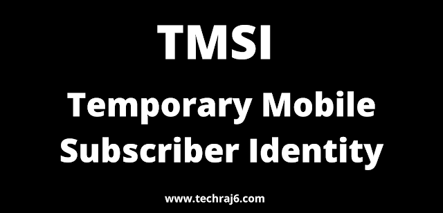 TMSI full form, What is the full form of TMSI