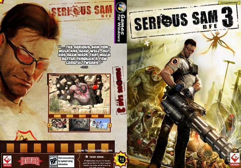 serious sam 3 free download full game for pc