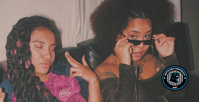 """Larissa Delsanto e MC Taya """"Sabotah"""" os faladores e mostram a potência das mulheres no rap"""