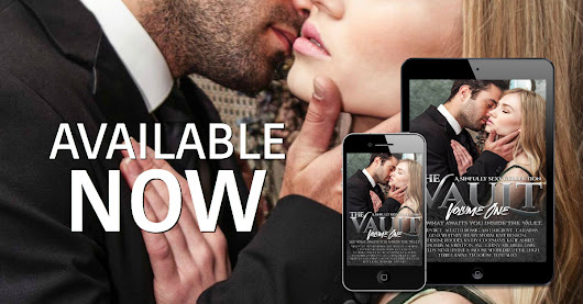 The Vault: A Sinfully Sexy Collection #NewRelease #ReleaseBlitz #Anthology #Romance #AvailableNow #TheVault