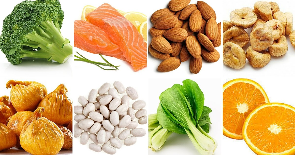 List Of Calcium Rich Foods In Hindi