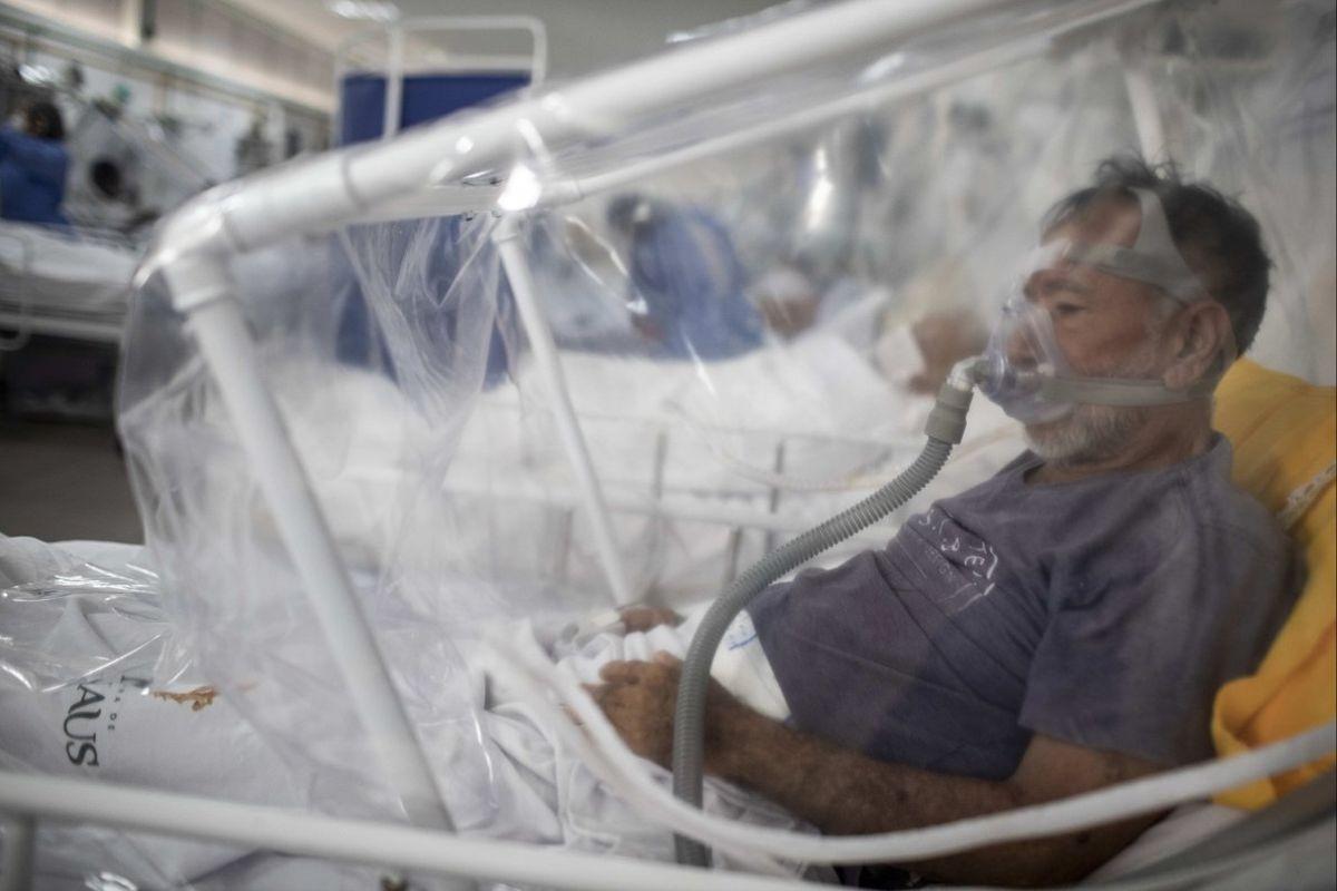 Nuevo récord de muertes en Brasil: 3.251 personas fallecieron por el coronavirus en las últimas 24 horas