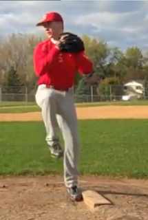"""A consistently small target window is essential to your pitching success. Your success begins with the way your """"fight or flight response"""" interprets your movements into your starting position."""