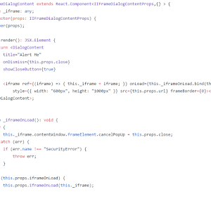 SPFx: A Facebook Feed webpart with custom UI | SharePointTweaks
