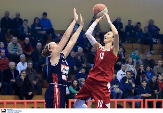 «Πετάνε» για Λετονία οι γυναίκες του Ολυμπιακού- Καλτσίδου: «Κλειδί η άμυνα, να ελέγξουμε το ρυθμό»
