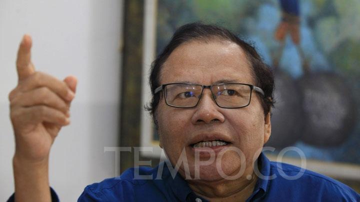 Rizal Ramli Kritik Menkeu Soal Resesi, Uang Pulsa PNS Akan Naik