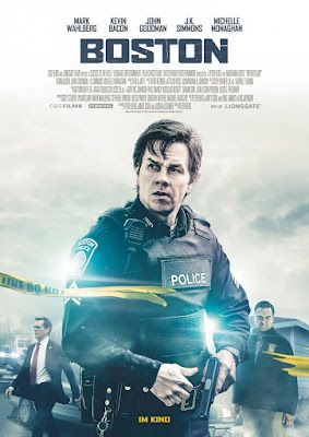 Patriots Day International Poster