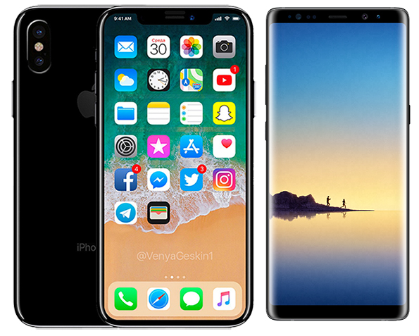 Apple plans to release 6.46-inch iPhone 9 in 2019 to rival Samsung Galaxy Note 8: Report
