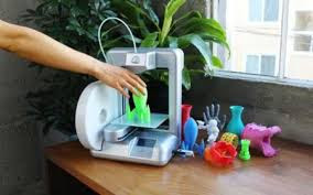 Impresora domestica de 3d