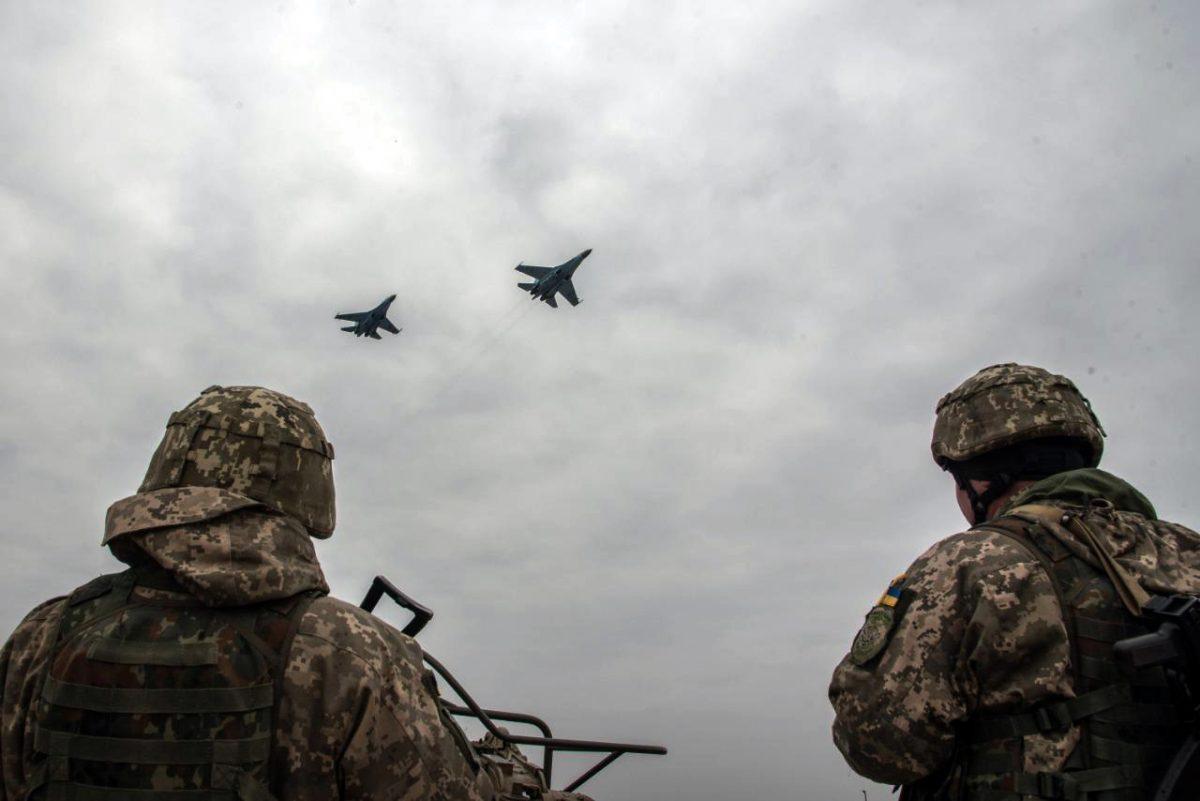 Київська зенітна ракетна бригада відбивала наліт Су-27