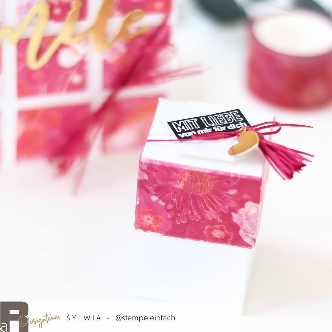Box-Washi Tape