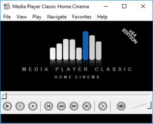 Codec Media Player Classic