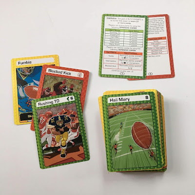 Photo of Blitz Champz, a football-themed math game