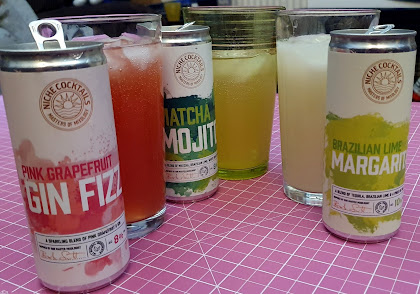 Niche Cocktails in a can