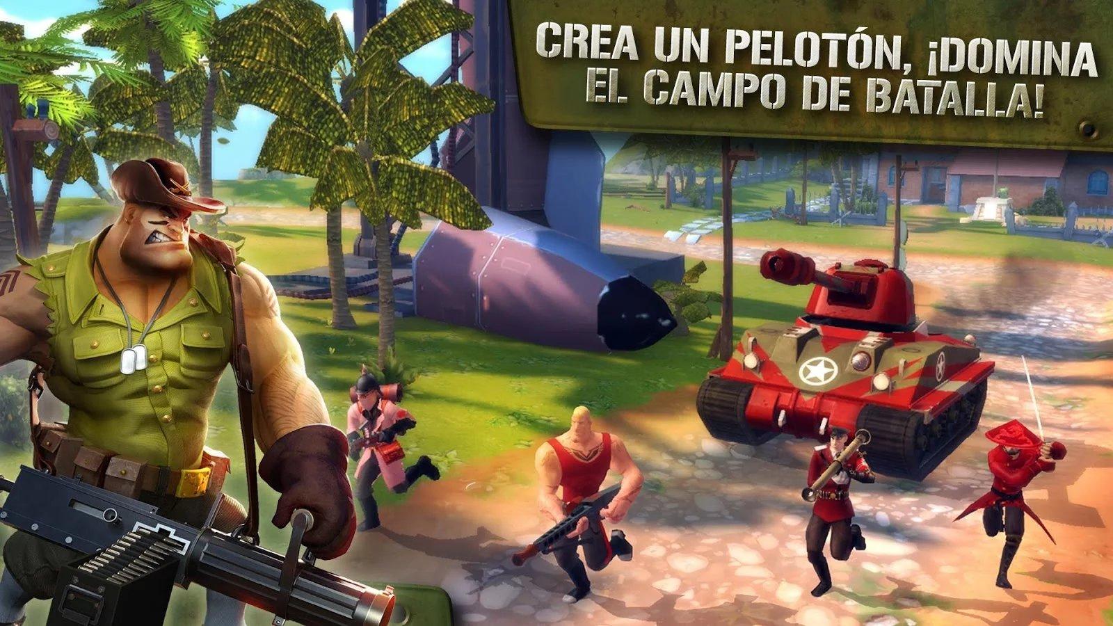 Blitz Brigade Online Mod V2 0 1b Apk Datos Los Mejores Juegos