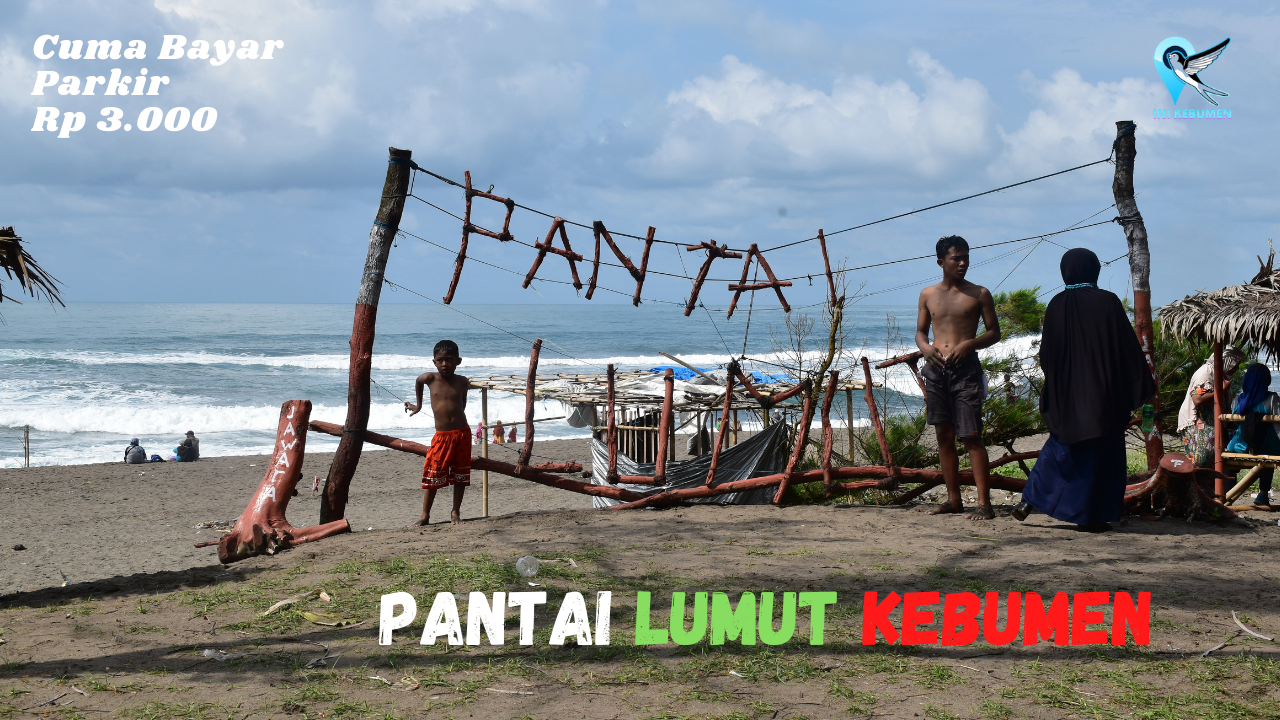 Murah Banget, Berkunjung ke Pantai Lumut Cuma Bayar Parkir Rp 3.000