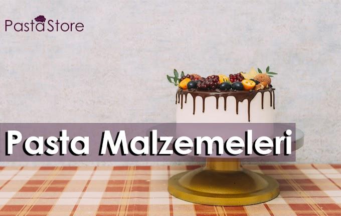 Online Pasta Malzemeleri Pasta Store