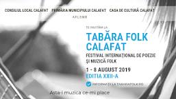Tabăra folk de la Calafat are loc în perioada 1-8 august