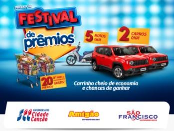 Promoção Clube Mais 2020 Festival de Prêmios Supermercados
