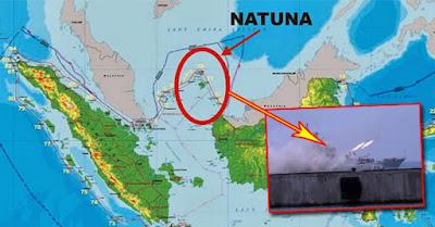 Panglima TNI: Perlu Dibangun Pangkalan Militer di Natuna