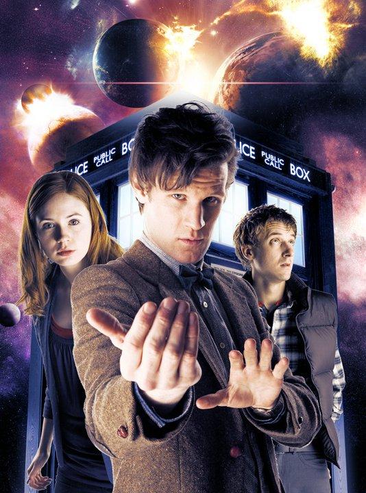 Doctor Who Temporada 6 Dual Latino/Ingles 1080p