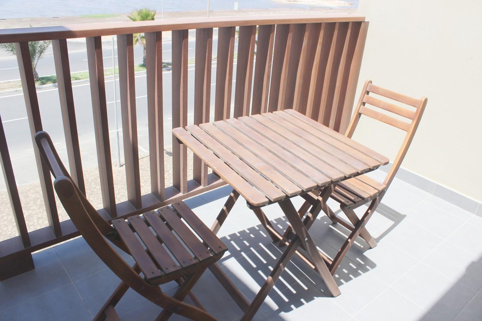 oasis salinas sea hotel balcony