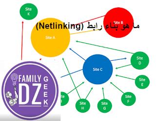 ما هو بناء رابط (Netlinking) ؟