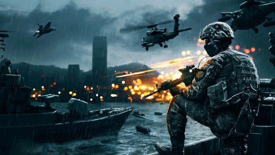 Battlefield 4 - Jeu EA Digital Illusions - Full HD 1080p