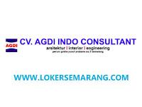 Lowongan Kerja Semarang Pengawas Lapangan di CV Agdi Indo Consultant