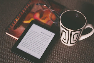 Image: Kindle eReader, by Free-Photos on Pixabay
