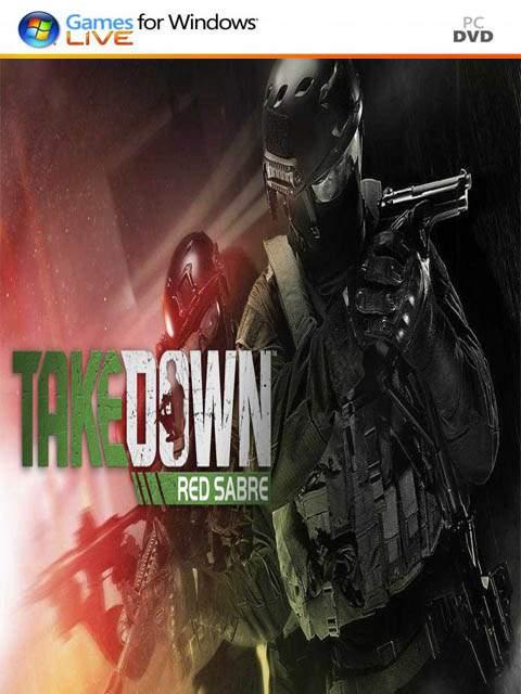 تحميل لعبة Takedown Red Sabre مضغوطة برابط واحد مباشر + تورنت كاملة مجانا