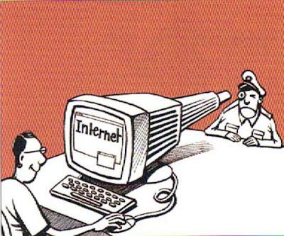 Китайский контроль за Интернетом