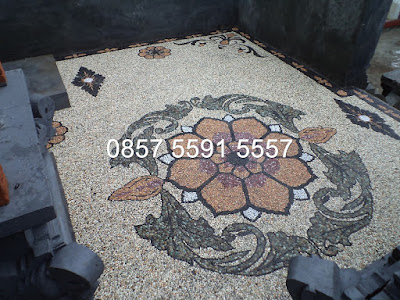 50 Model Batu Sikat Bali Untuk Garasi Carpot Dan Halaman Rumah