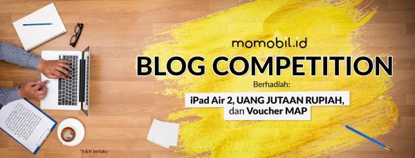 4 Hadiah Besar untuk Pemenang Lomba Blog Momobi.id