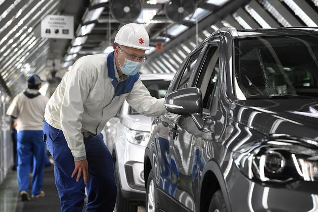 A Magyar Suzuki 23 százalékkal növelte árbevételét 2019-ben