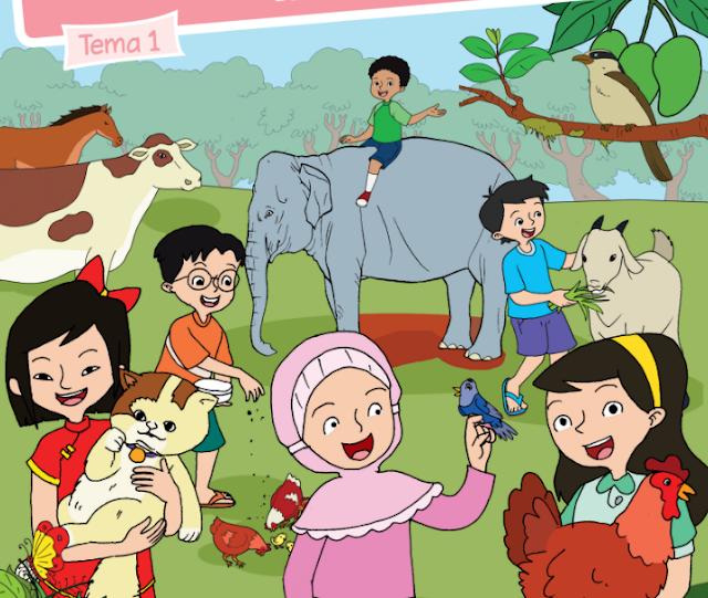 Buku Siswa SD/MI Kelas 6 Kurikulum 2013 edisi Revisi 2018
