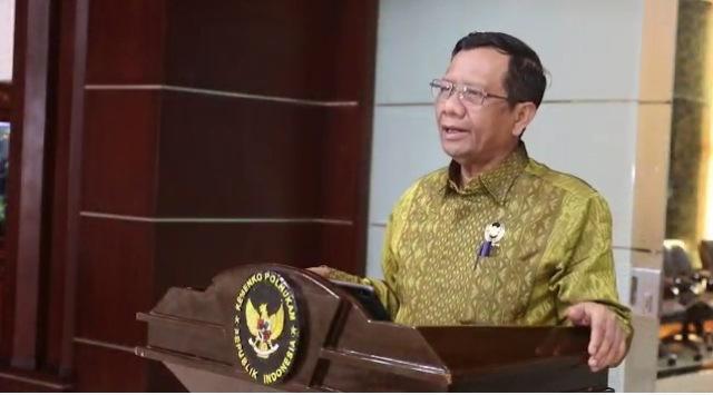 Mahfud MD Tegaskan Pilkada Serentak Tetap Berlangsung September 2020