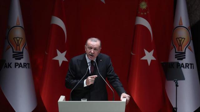 Erdogan amenaza con lanzar una ofensiva militar en Idlib, Siria