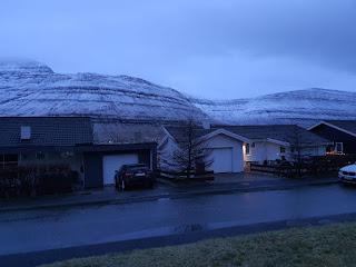 Salju di Eysturland