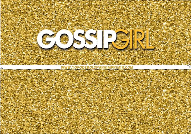 faixa lateral gossip girl