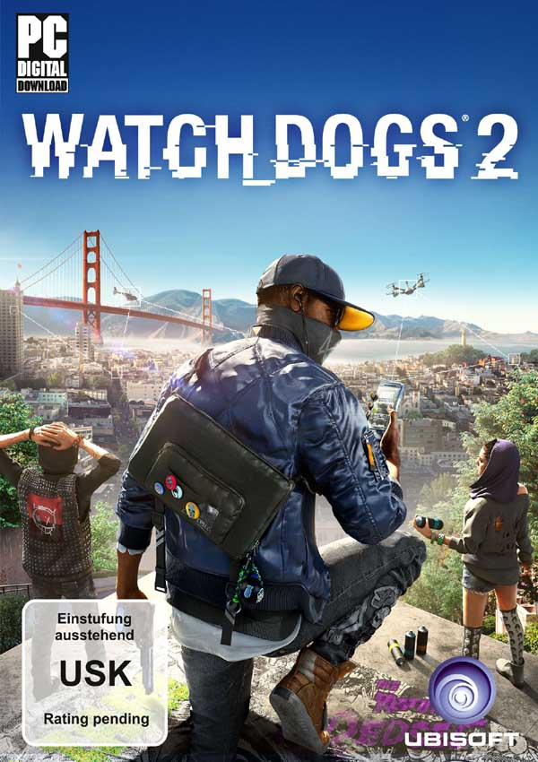 Watch Dogs 2 Download Cover Free Game
