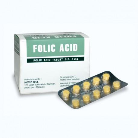 Boleh Ke Wanita Bujang Ambil Folic Acid?