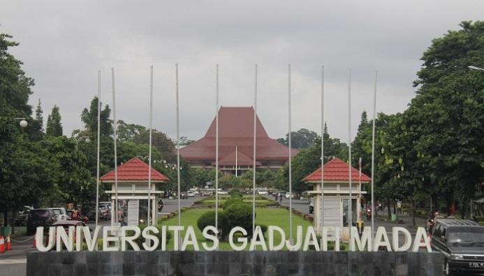 1. Universitas Gadjah Mada