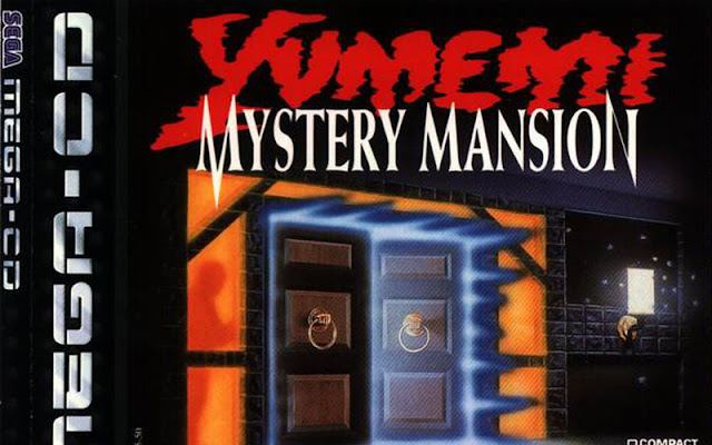 Yumeni Mystery Mansion, yumeni mystery mansion, yumeni mystery mansion rom, yumeni mystery mansion sega cd, descargar yumeni mystery mansion, rom, consola, Pc, pc, juego retro, juego de aventuras