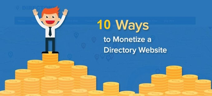 10 Ways to Monetize a Directory Website