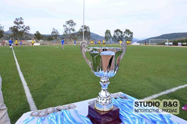 Αγώνας για την 2η φάση του Κυπέλλου Αργολίδας την Τετάρτη στο Άργος