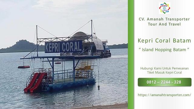 Kepri Coral 2d1n