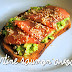 Tartine saumon avocat !