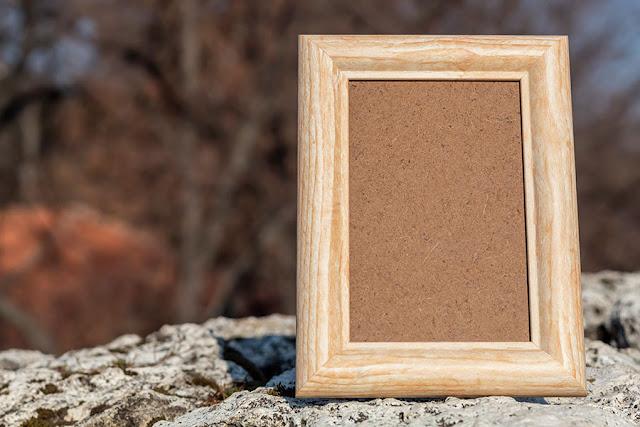 Empty Wooden Frames 4