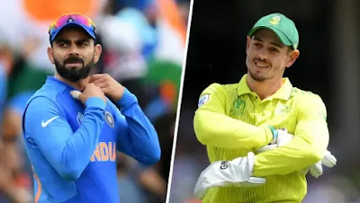 SA tour of IND 2019 IND vs SA 2nd T20I Match Cricket Win Tips